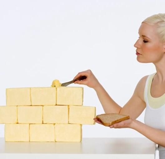 Nasjonalt råd for ernæring vil redusere fettforbruket ditt.