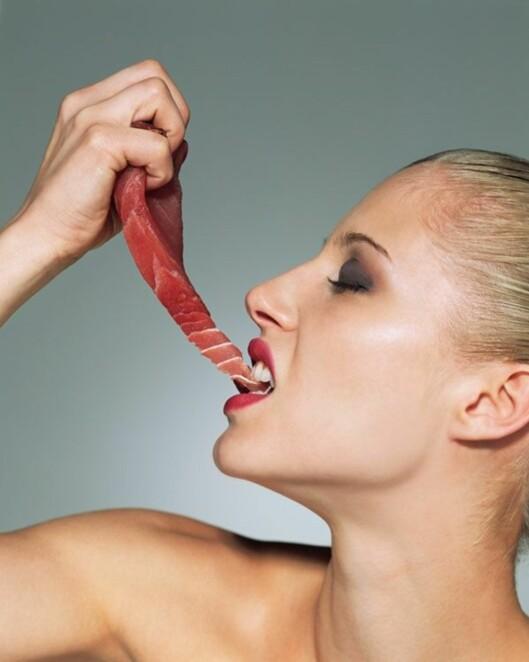 Mat med masse proteiner hører hjemme i Atkins-dietten.