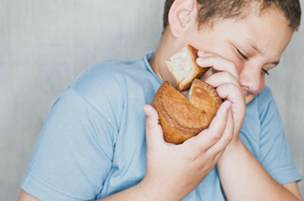 Godteriforbud hjelper tykke barn