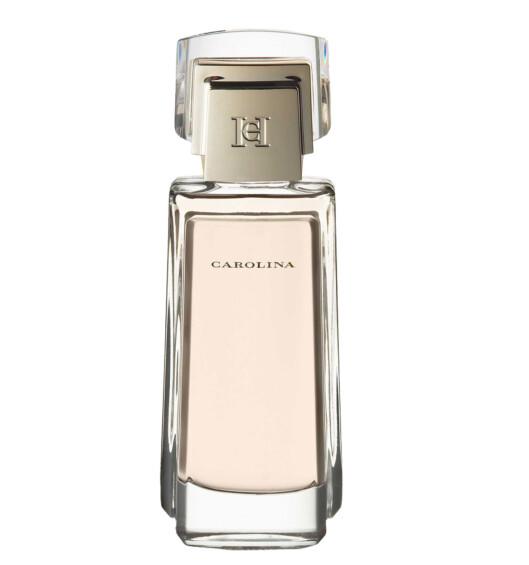 NUMMER 9:Carolina Herrera, Carolina 86 poeng - Frisk, men litt intetsigende (40)- Lukter søtt og godt krydder, og er veldig god. Men varer ikke så lenge. (26)(kr 290/30 ml)
