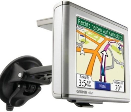 Garmin Nüvi 350 Europa er beregnet for bilbruk og ble best i test. Fungerer i hele Europa. (6675, for forhandlere se garmin.no)