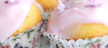 Syrinpyntet muffins