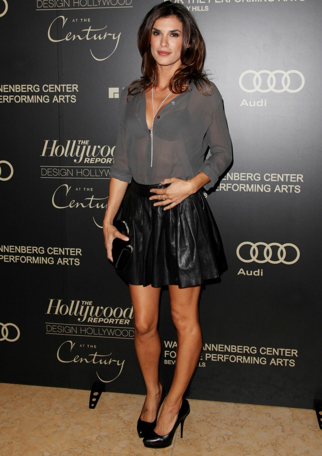 Elisabetta Canalis Foto: All Over Press