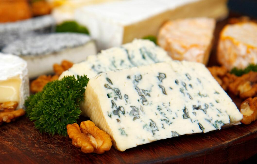 SPIS MER MUGGOST: En ny studie avslører at roquefort og andre fermenterte (gjæret) osten kan være bra for hjertet.  Foto: Thinkstock.com