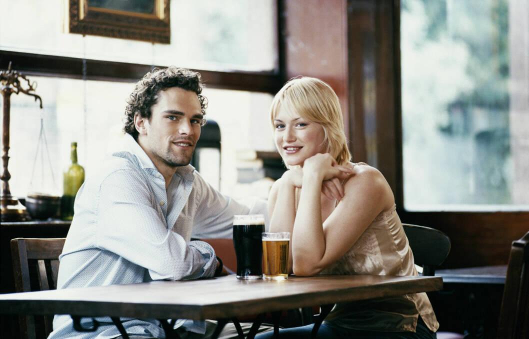HVA ER DINE POSITIVE SIDER? En dansk datingekspert mener at du er bedre forberedt for datinglivet dersom du har erfaring fra jobbintervjuer, og er vant til å forberede deg til viktige møter.  Foto: Getty Images