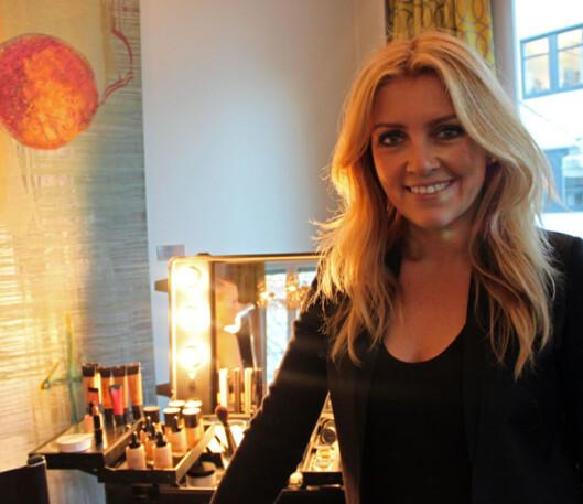 EKSPERTEN: Sissel Fylling er makeup-stylist for Giorgio Armani og hårstylist for Shu Uemura. Foto: Silje Ulveseth