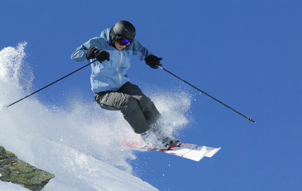 df2c7bed HOLD DEG VARM: Det viktigste når du skal ut på ski eller snowboard er at