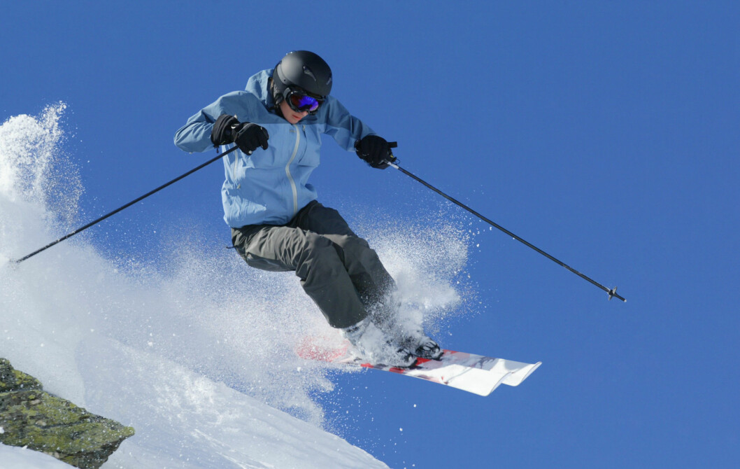 HOLD DEG VARM: Det viktigste når du skal ut på ski eller snowboard er at du har på deg klær som holder deg varm og tørr hele dagen. Tips til hva du bør se etter når det gjelder bukse og jakke finner du lenger nede i denne saken! Foto: Thinkstocck