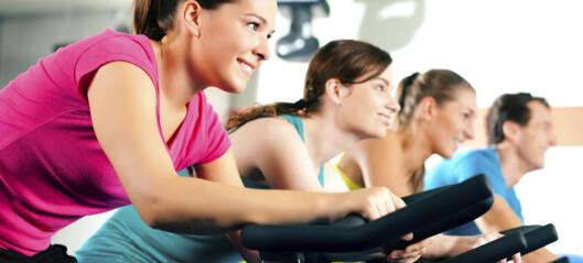 Er du støttemedlem på treningssenteret?