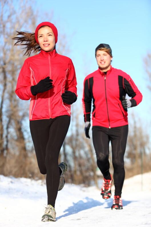 TOPP KONDISEN: Slutter du å røyke, vil du oppleve at kondisen blir mye bedre! Foto: thinkstock.com