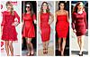 Kjole: Den lille røde kjolen er alt du trenger KK