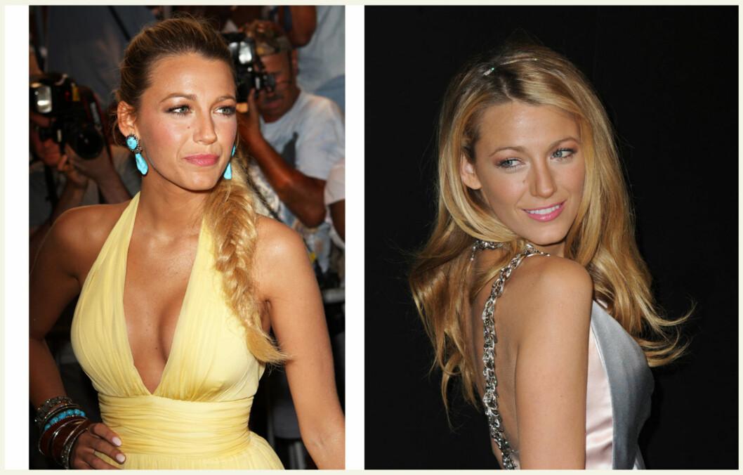 VAKKER: Blake Lively deltok nylig på 80 års jubileet til Chanel Bijoux De Diamant. Foto: All Over Press