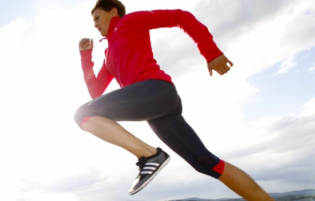 aed8f897 RIKTIG TEKNIKK: Med riktig løpeteknikk blir du ikke bare en bedre løper.  Riktig teknikk