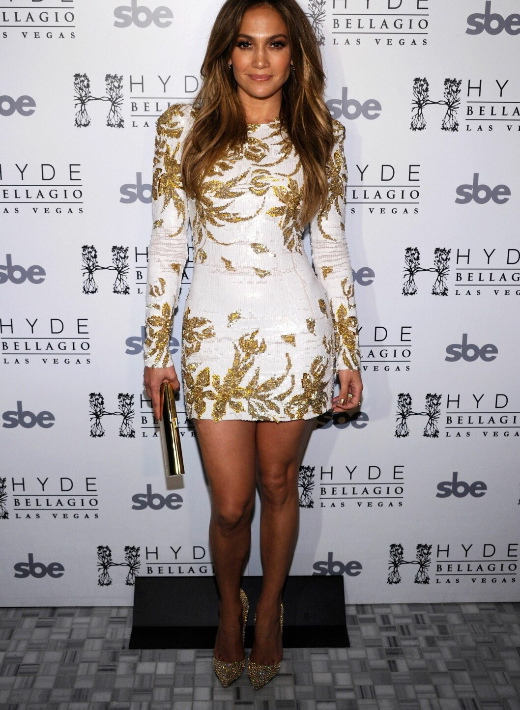 Jennifer Lopez elsker skodesigneren.  Foto: All Over Press