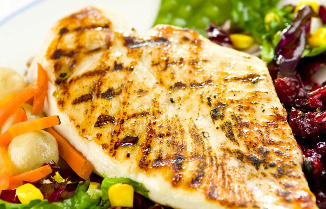 REDUSER KARBOINNTAKET: Å redusere karboinntaket etter slankekuren har vist seg å være smart. Foto: Thinkstock