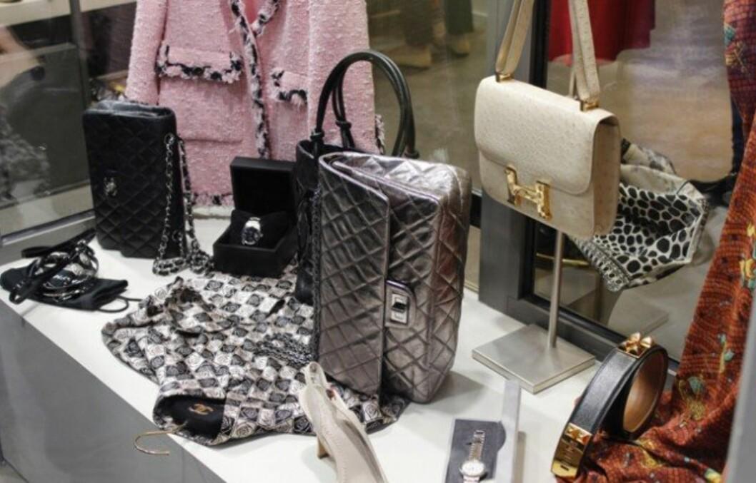 SHOPPING I PARIS: Paris og shopping går hånd i hånd. Her er et utvalg av butikkene du bør besøke når du er i motebyen. Foto: Silje Pedersen