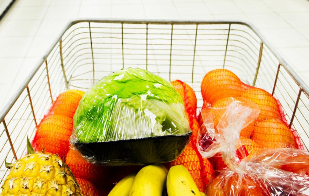 VELG RIKTIG I BUTIKKEN: Unngå de samme gamle vanene, og du kan raskt få et sunnere kosthold.  Foto: Thinkstock.com