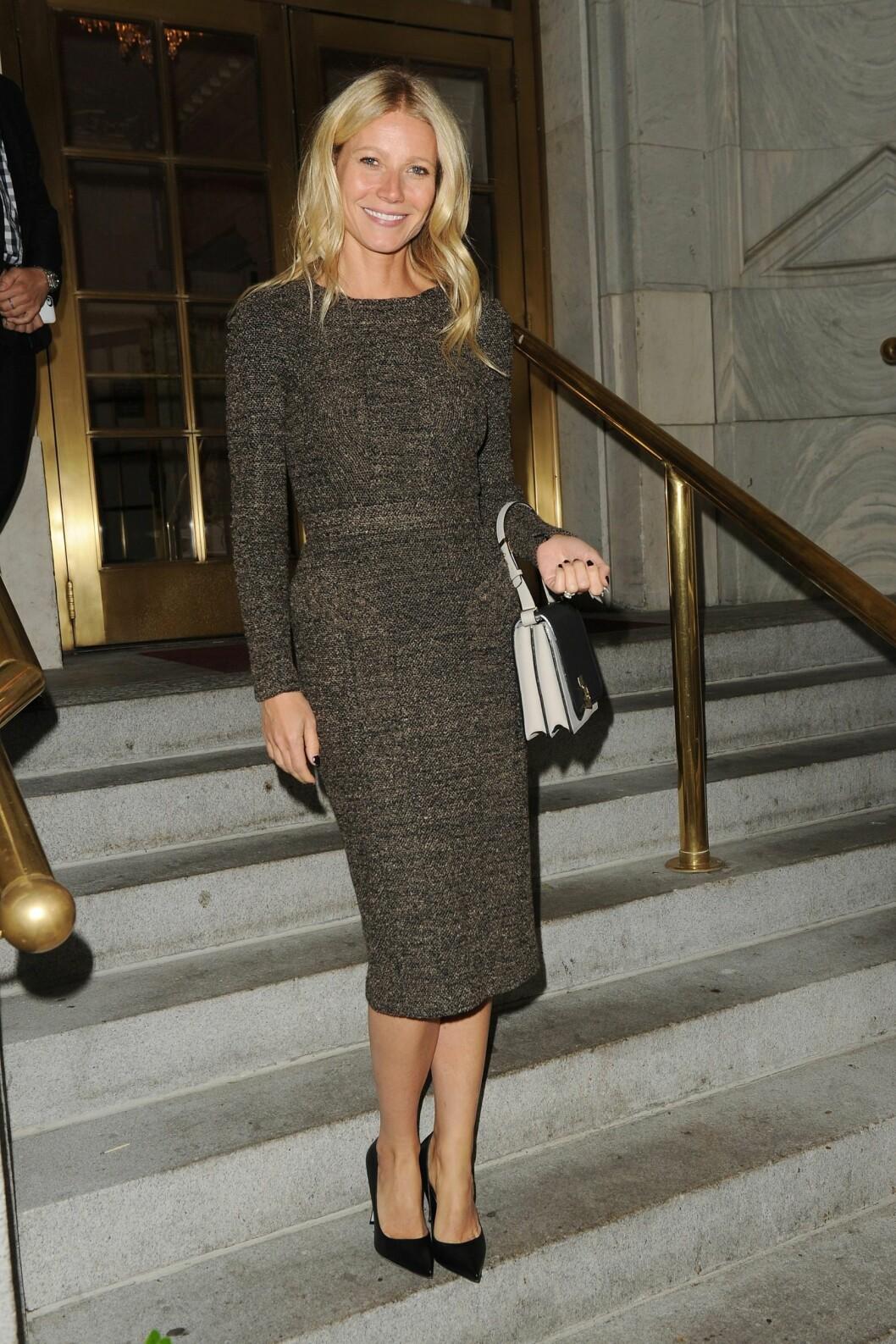 Hverdagsfine Gwyneth. Foto: All Over Press