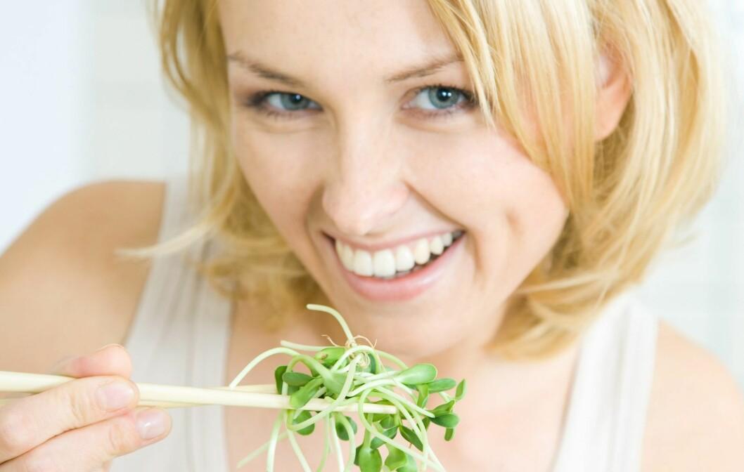 <strong>FOR HJERNENS SKYLD:</strong> Og heldigvis smaker det innmari godt også. Antioksidanter beskytter oss mot Alzheimer. Spis for hjernens beste! Foto: Colourbox.com