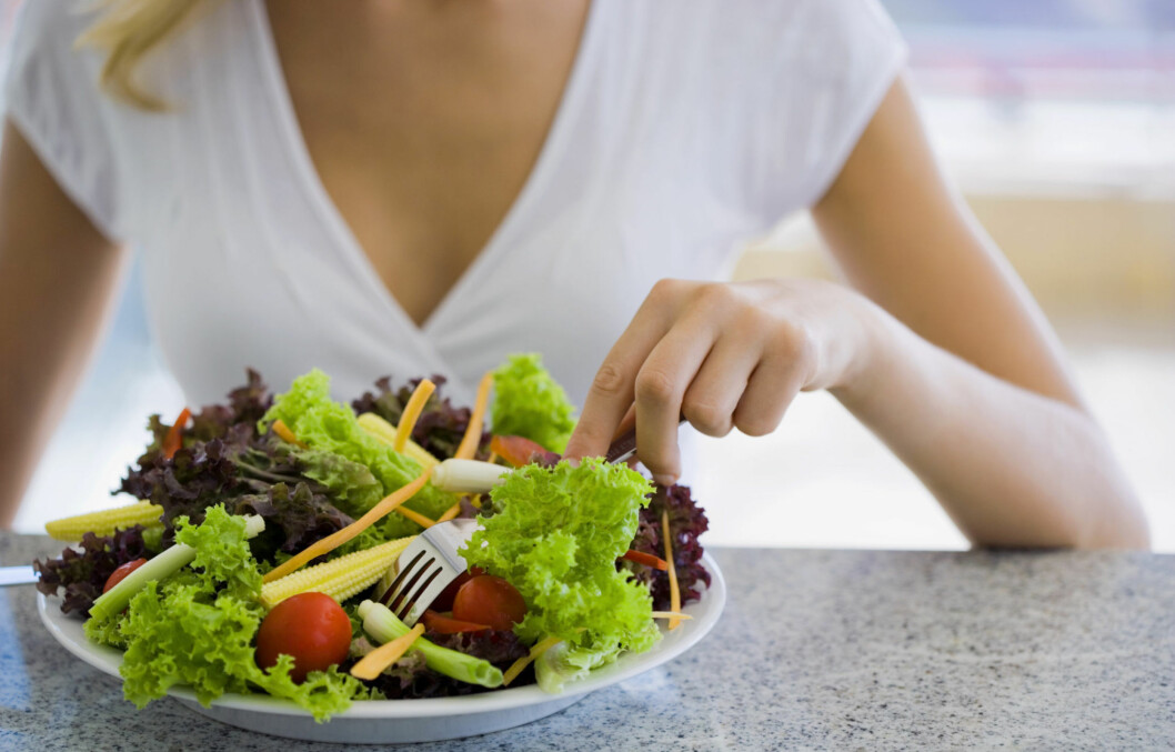 RÅTT OG GODT: Raw food betyr ikke at du bare spiser salat Se enkle oppskrifter i saken under. Foto: Thinkstock