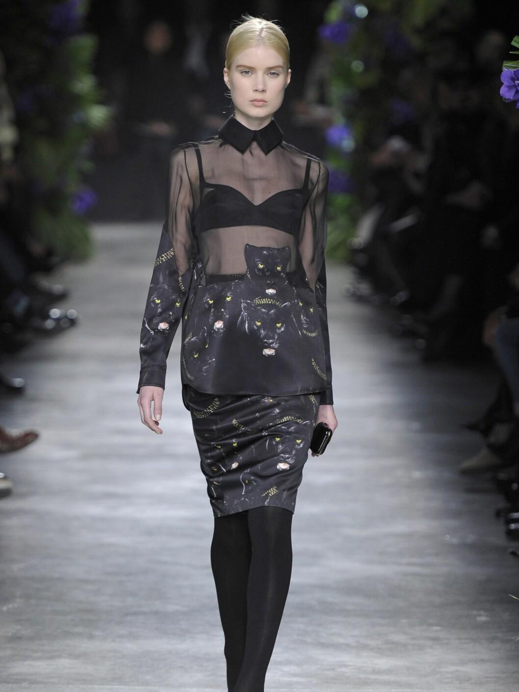 Givenchy høst/vinter 2011. Foto: All Over Press
