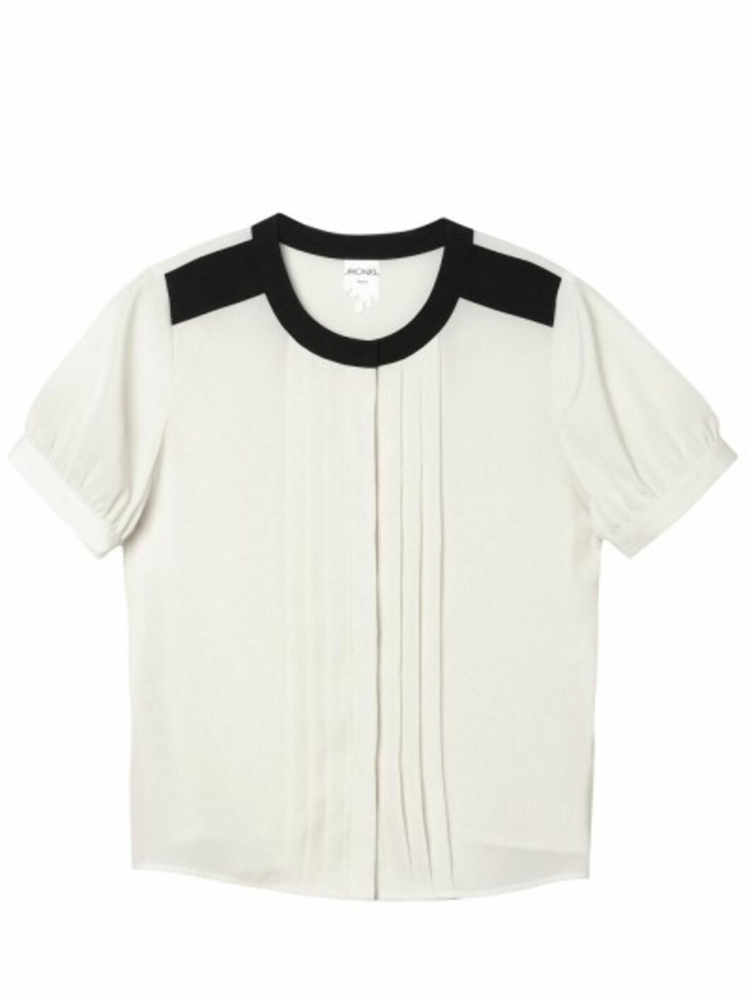 Søt bluse (kr.350/Monki). Foto: Produsenten