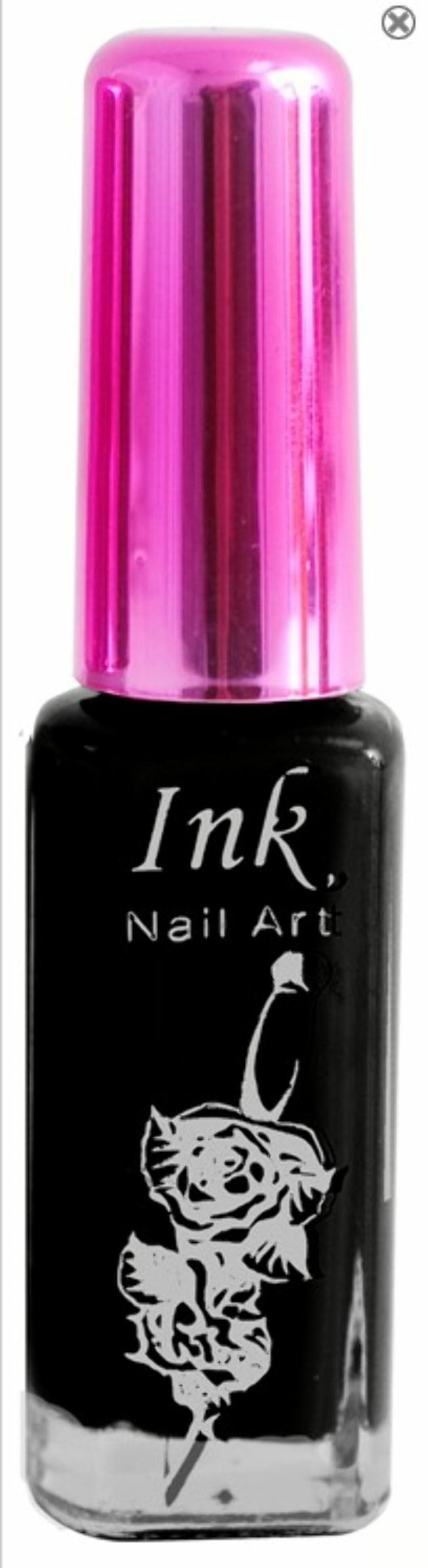 Svart fra Ink (kr.89/Blush.no). Foto: Produsenten