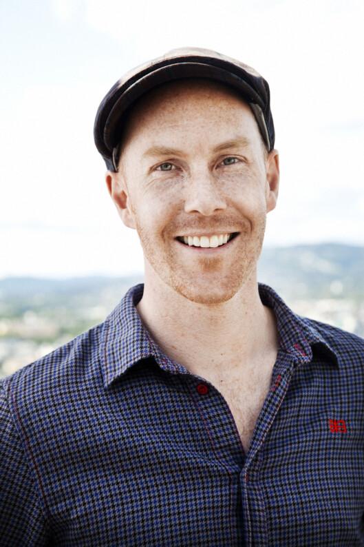 VERDENSMESTER: Adam MacDonald er opprinnelifra Australia og ble kåret til verdens beste bartender i 2002. Han har lært opp bartendere hos luksushotellkjedene Taj Mahal og Shangri-La, og flyttet i 2003 til Norge