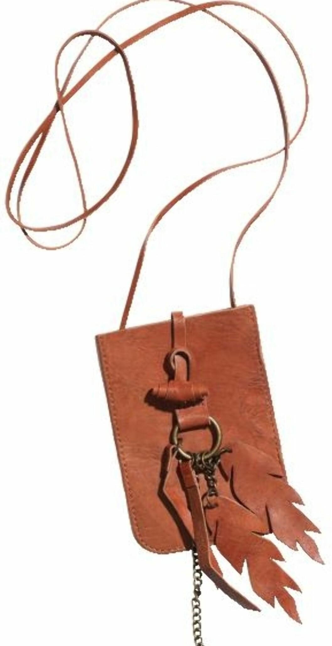 Stilig indianerinspirert modell (kr.99/H&M). Foto: Produsenten