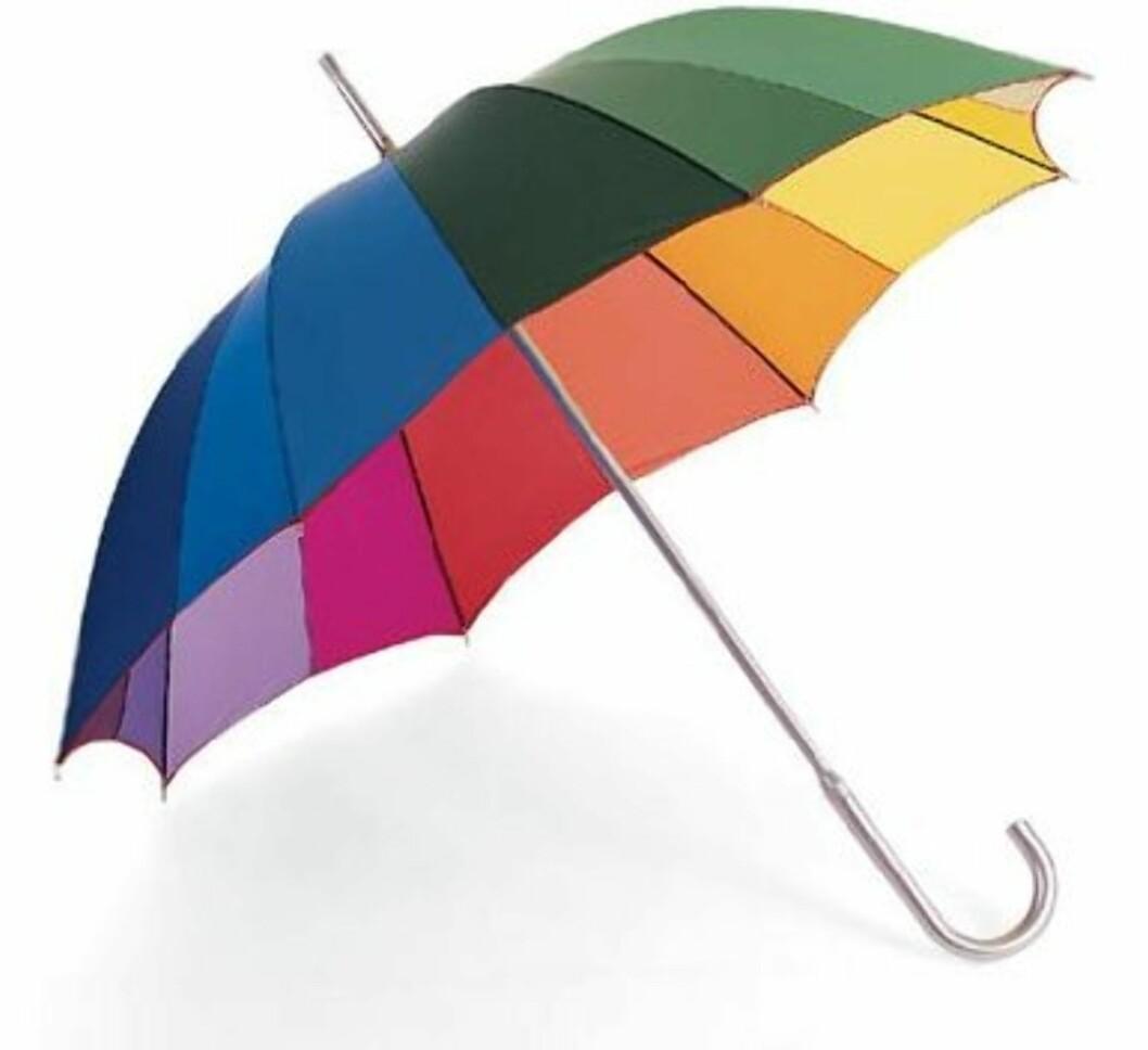 I regnbuens farger (ca kr.345/Amazon.com). Foto: Produsenten