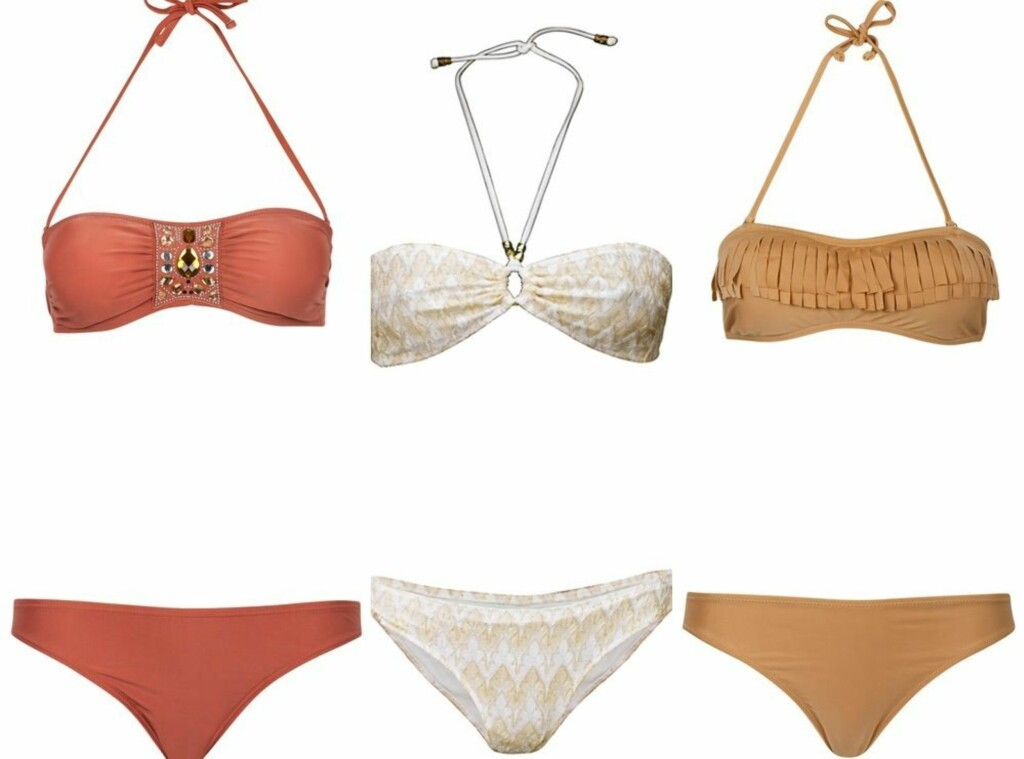 3f2c3eee IKKE VÆR GNIEN MED Å BRUKE DISSE: Årets bikinier er så fine at de må