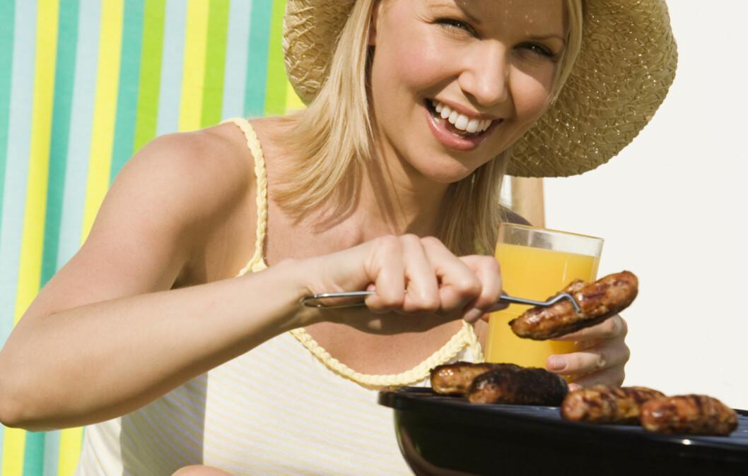 SAFTIG OG GODT, MEN... Ferdigmarinert kjøtt kan inneholde så lite som 90 prosent kjøtt. Foto: Thinkstock