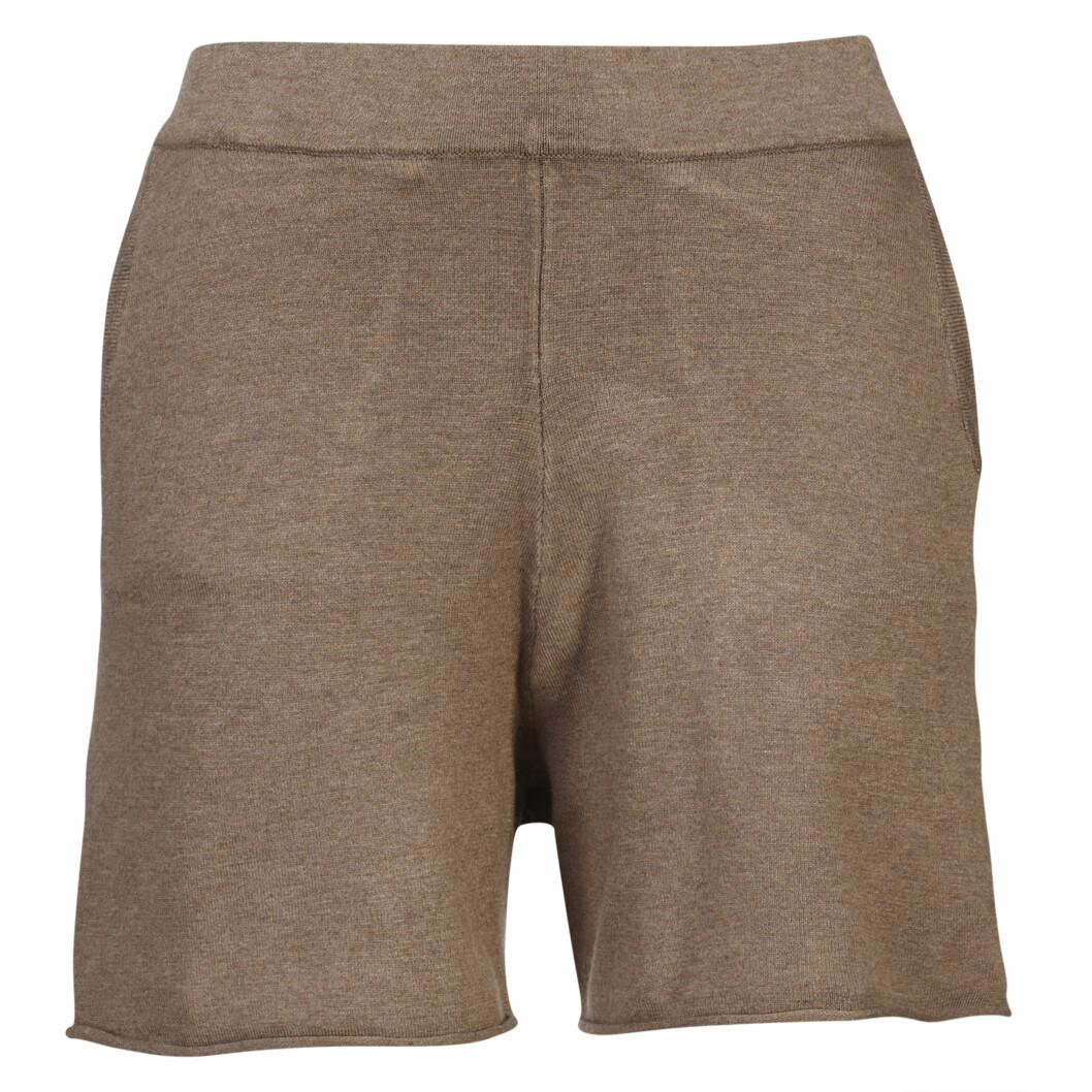 Strikket shorts (kr.199). Foto: Produsenten