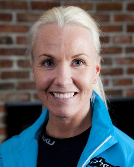 KK-EKSPERT: Ina Garthe er KKs kostholds- og treningsekspert. Foto: Per Ervland