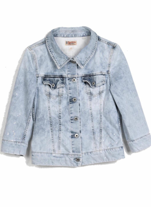 Lysvasket, 80-tallsinspirert jakke (kr.2000/Replay).  Foto: Produsenten