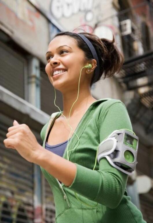 RIKTIG TEMPO: Tempoet på låtene du hører på bør ligge på mellom 120-140 beats i minuttet, også kalt BPM.  Foto: Blend / Image Source