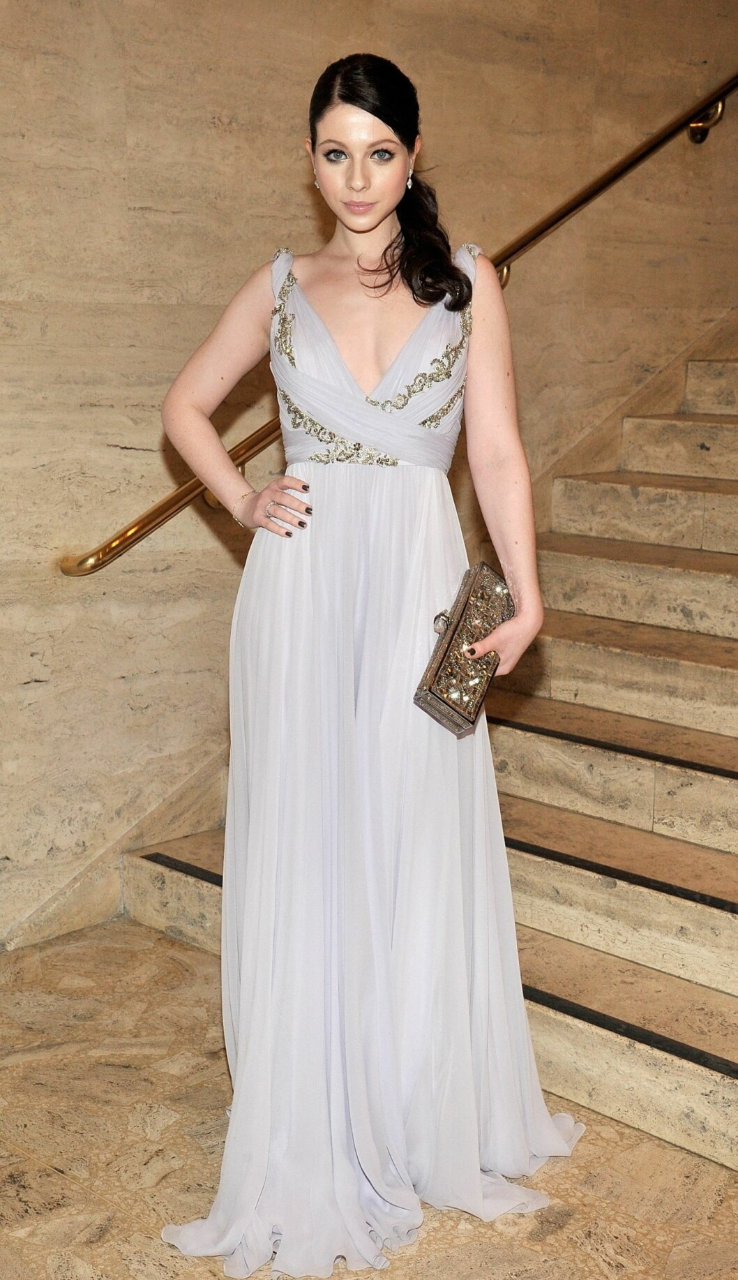 NEW YORK, NY - MARCH 14:  Actress Michelle Trachtenberg attends the 2011 School of American Ballet Winter Ball at David H. Koch Theater, Lincoln Center on March 14, 2011 in New York City.  (Photo by Joe Corrigan/Getty Images) By: All Over Press / Getty Images CODE: GE01X8 Foto: All Over Press