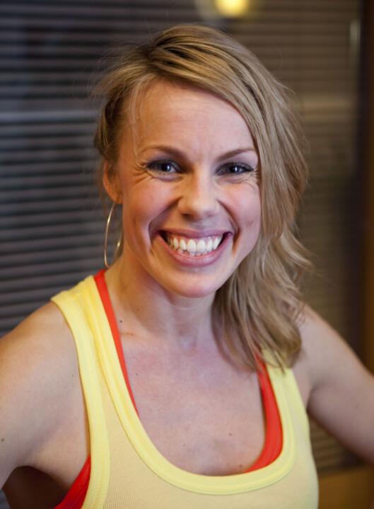 Åsa Eriksson (32). Foto: Per Ervland