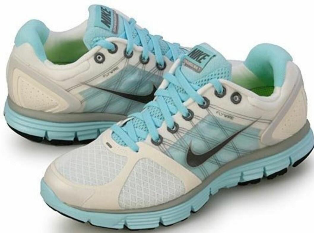 Spreke sko fra Nike (kr.1300/AntonSport). Foto: Produsenten