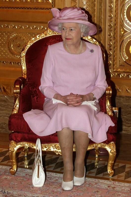 Dronning Elizabeth II. Foto: All Over Press