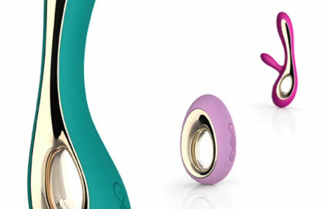 Jepp! Det er faktisk sexleketøy. Foto: www.ceciliekjensli.com