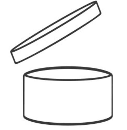 DETTE BETYR DET: Åpen krukke-symbolet angir hvor mange måneder produktet er ment å holde seg etter at det er åpnet. Antall måned betegnes enten inni symbolet eller ved siden av.