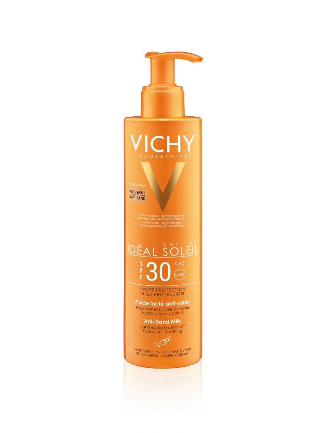 Anti Sand-solkrem fra Vichy, kr 254.