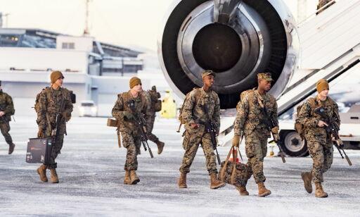 image: Russland: Forlenget amerikansk nærvær på Værnes kan øke spenningen