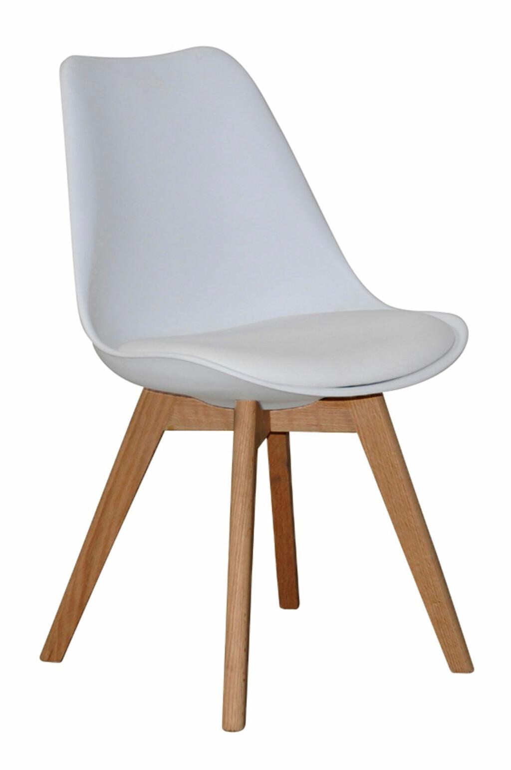 2-pk med stoler fra Ellos | kr 1799