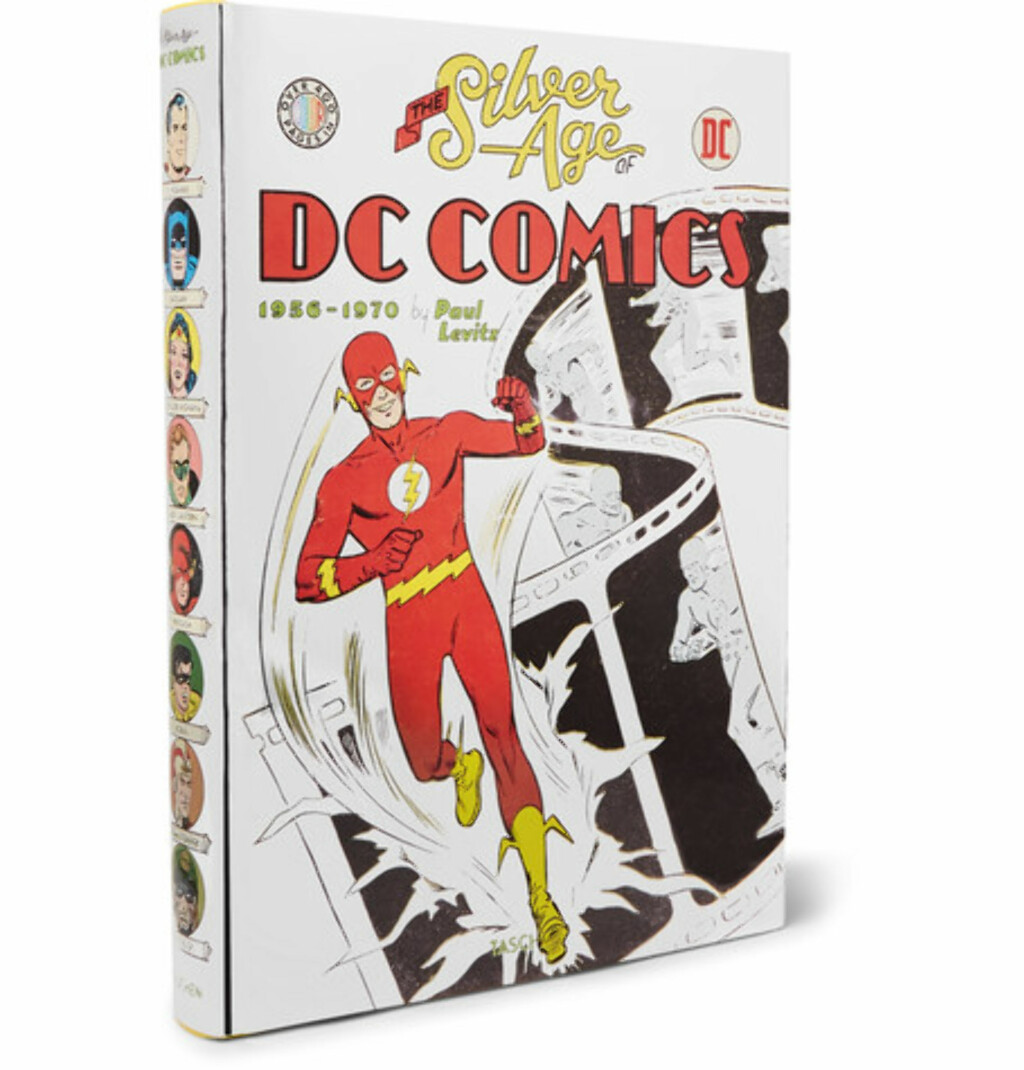 The Silver Age of DC Comics fra Taschen via Mrporter.com | kr 567