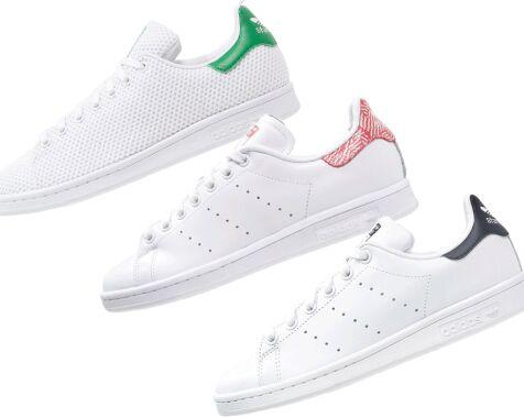 image: Adidas har gitt sine klassiske Stan Smith-sneakers en makeover