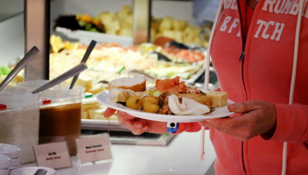 Dårlig restemat på all inclusive ga flere tusen kroner i erstatning