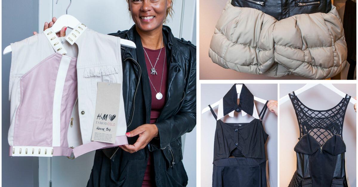 e6e93616 H&m: Har gjort gamle H&M-klær til nye - KK