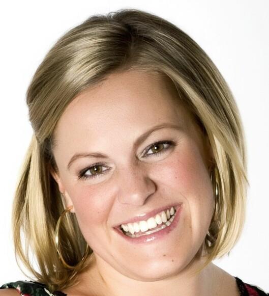 EKSPERTRÅD: Hudpleier Stephanie Bergsland-Haslum vet hvordan du klemmer kviser riktig. Foto: Privat
